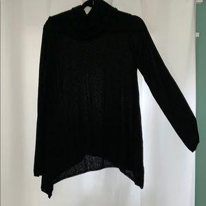 alice + olivia cowl neck sweater